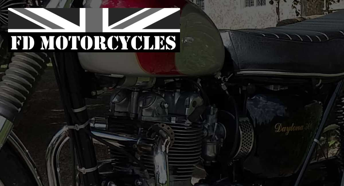 Classic British Motorcycle Restoration Fd Motorcycles