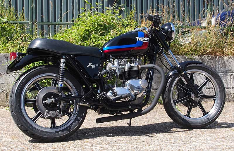 Classic British Motorcycle restoration | FD Motorcycles